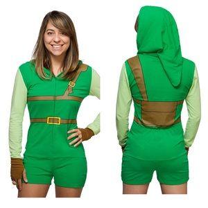New Nintendo Zelda Romper #15